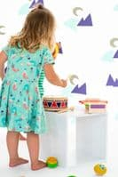 Plan Toys Solid Wooden Drum